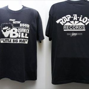 Other - 1992 Vintage Bushwick Bill LITTLE BIG MAN Rap Tee